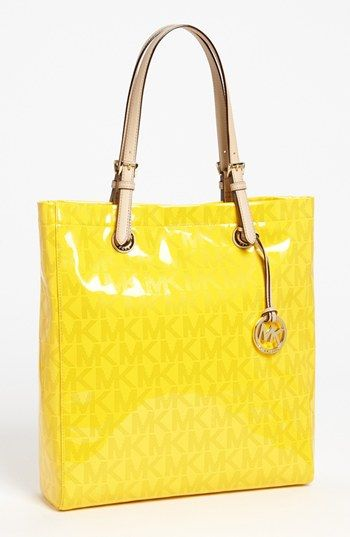 On sale: MICHAEL Michael Kors Citrus Tote