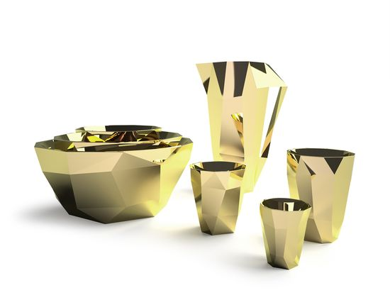 #Home #design #gold