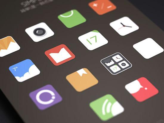 Flat Icons / Flat design / Flat ios / Flat pictograms / #flat #icons #ios