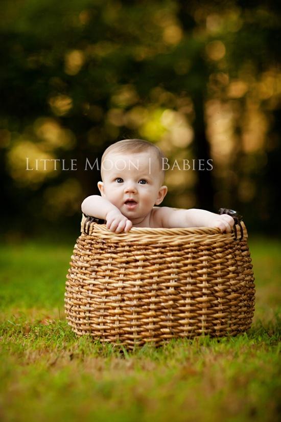 sweet baby boy pic.