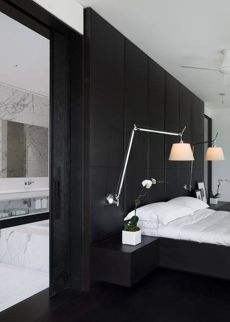 Ensuite and main bedroom idea