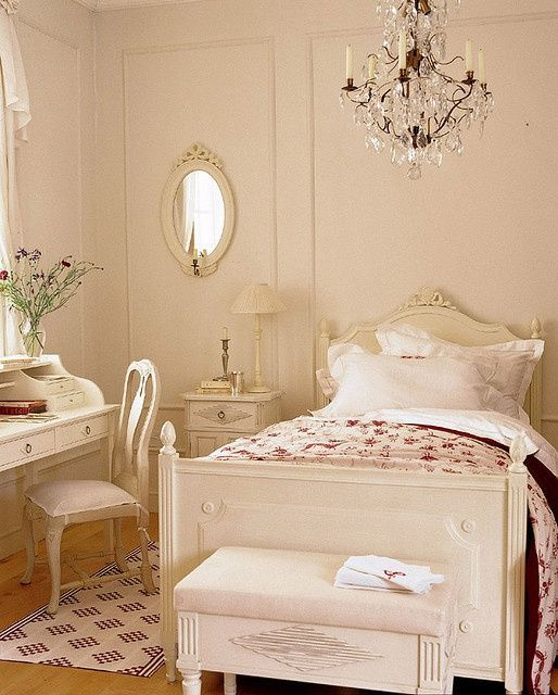 Bedroom - myshabbychicdecor... - #shabby_chic #home_decor #design #ideas #wedding #living_room #bedroom #bathroom #kithcen #shabby_chic_furniture #interior interior_design #vintage #rustic_decor #white #pastel #pink