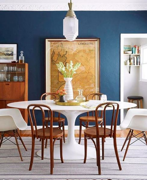 Caseys Furniture. Into The Blue: 2017 Trend