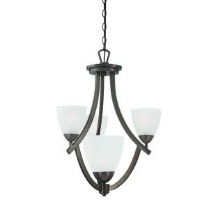 Thomas Lighting Charles 4-Light Oiled Bronze Chandelier-TK0005715 at The Home Depot