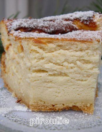 Jewish Cheesecake (G