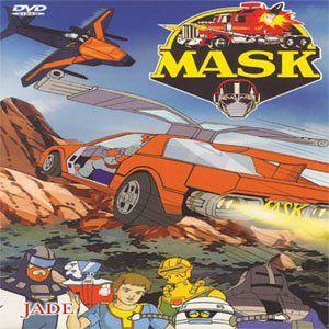 M.A.S.K 80s cartoons