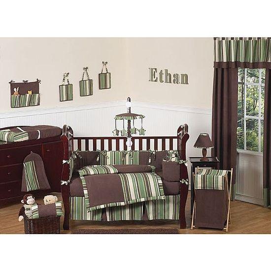 Baby boy nursery set