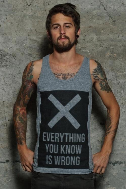 loving the sleeve tattoos