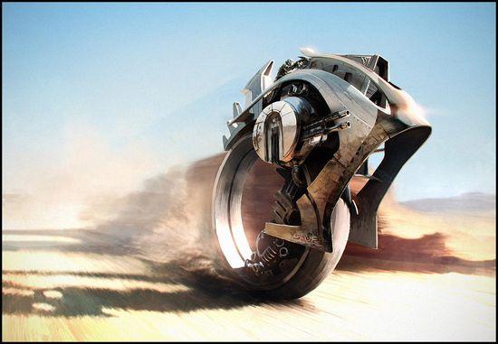 """Reptile"" Picture  (2d, sci-fi, vehicle)"