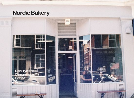 Nordic Bakery #London
