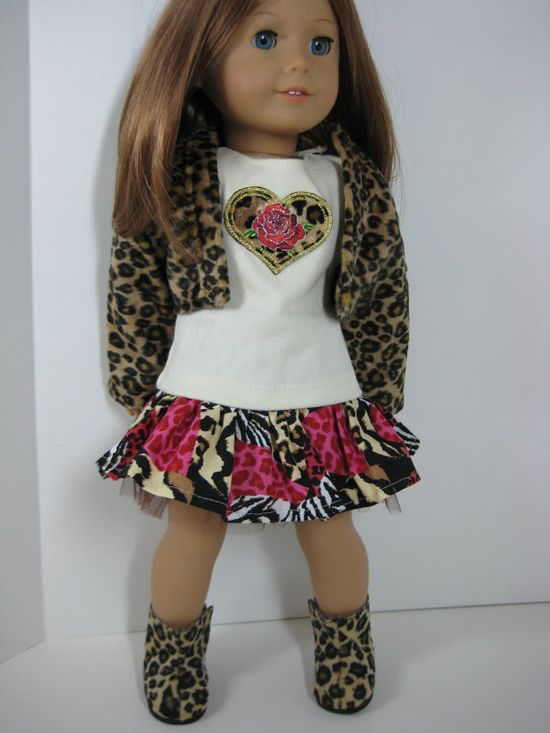 18 inch Doll Clothes American Girl