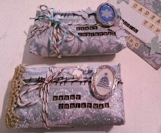 #christmas #gift #wrap