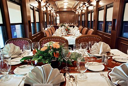 Luxury on the Royal Canadian Pacific