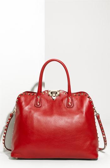 Valentino 'Rockstud' Dome Handbag available at Nordstrom