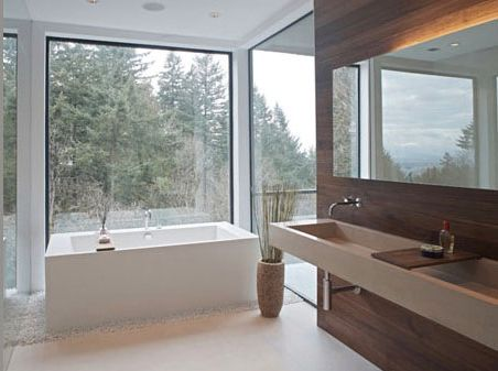 Inspiration : 10 Stunning Modern Bathroom Design Ideas