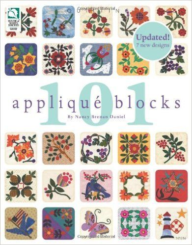 101 Appliqué Blocks: