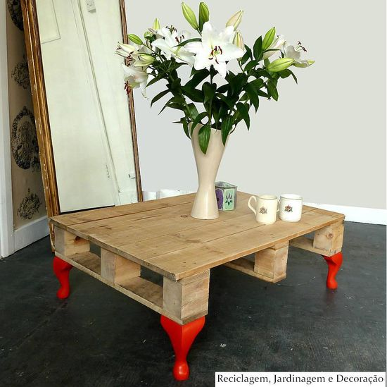 A Table from Pallet