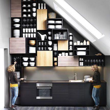 Une cuisine Metod IKEA