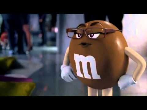 """Super Bowl: M&M - """"Sexy and I Know It"""""""