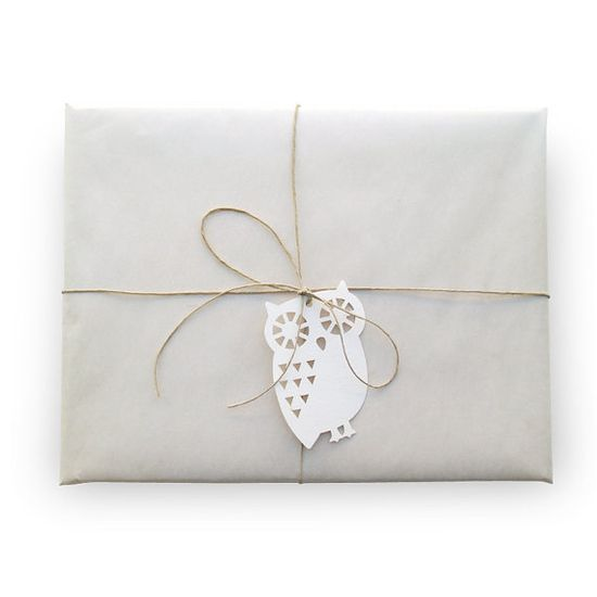 sweet gift wrapping ?