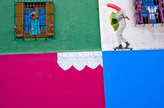 Margarida Girão / Travel Photos Collage