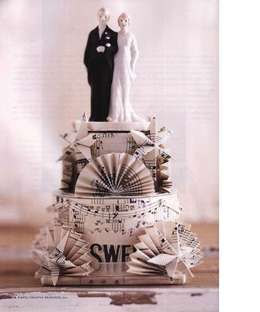 Wedding Cake Topper - Artisan dsharp