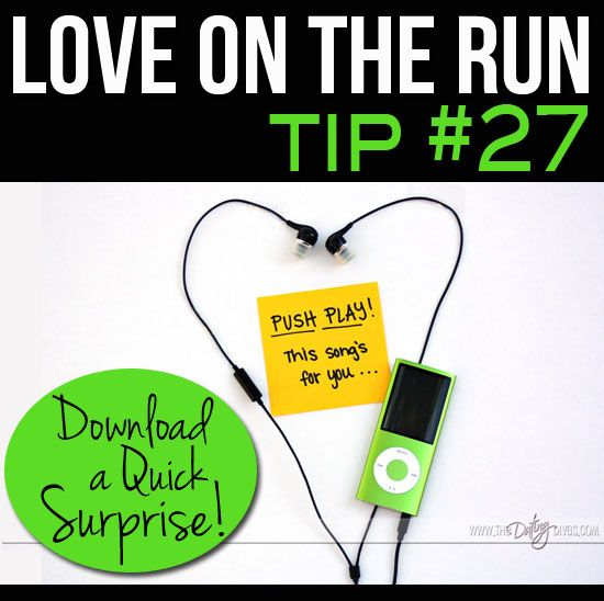 Such a fun idea!  In 5-10 minutes you could have a fun surprise for your spouse, and you dont even have to leave your house.  Operation bringin the romance back!!  www.TheDatingDiva... #loveontherun #romancetip #marriage