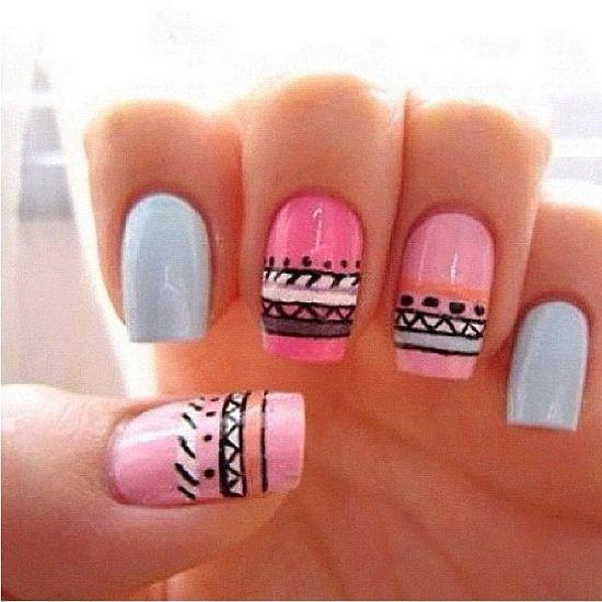 #Nails #Summer #NailArt