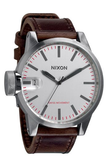 Nixon 'The Chronicle' Watch available at #Nordstrom
