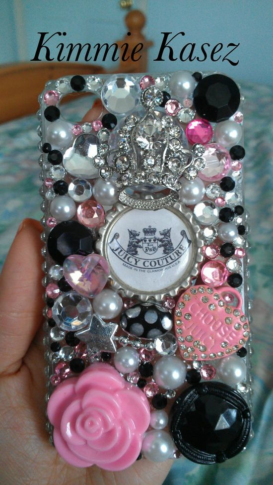 Deco Iphone 4 Case byon Etsy,