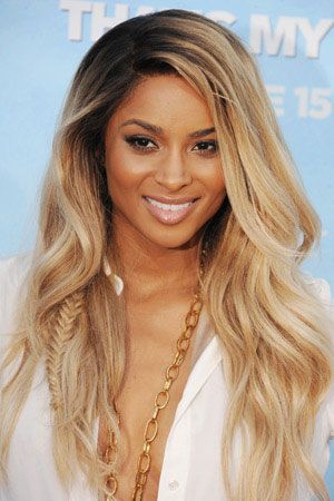 Ciara's Celebrity-Approved Mini Braid Hairstyle