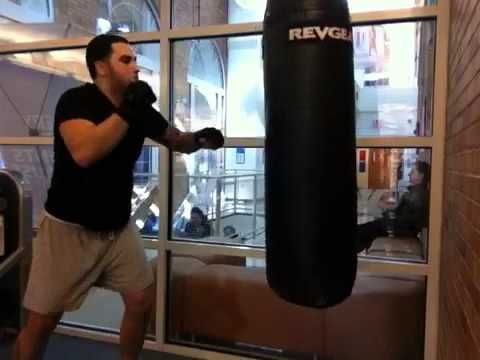 Boxing work out - sport.linke.rs/...