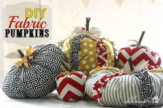 10 fun crafts for Fall.