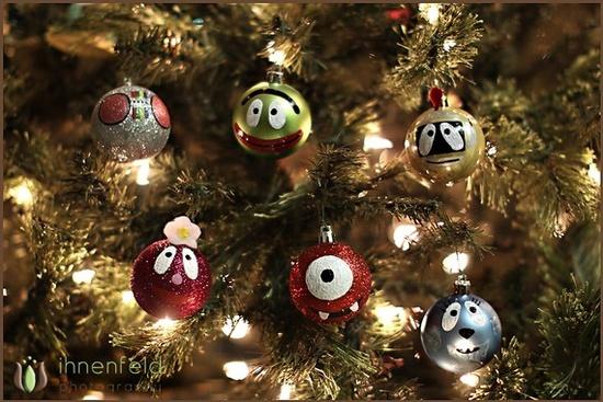 Yo Gabba Gabba Christmas Ornaments $22