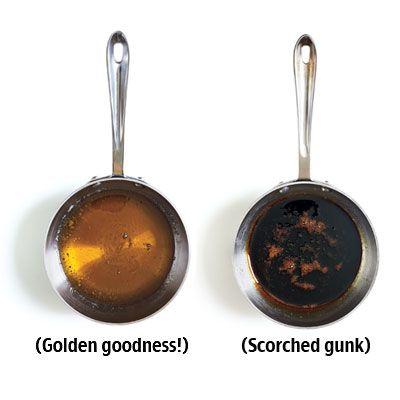 How to Avoid Burnt Caramel