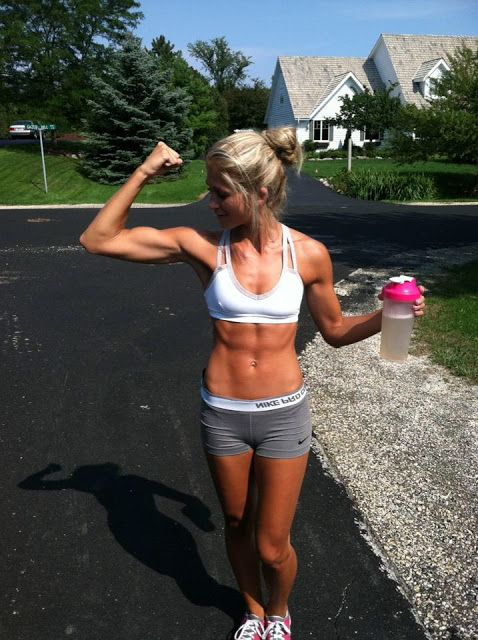 This blog is awesome! She gives circuit workouts, meals, and motivation!