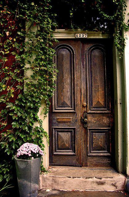Worn Door - Pittsburgh