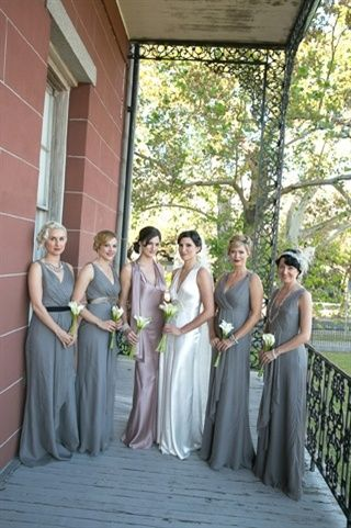 Bridesmaids dresses - My wedding ideas
