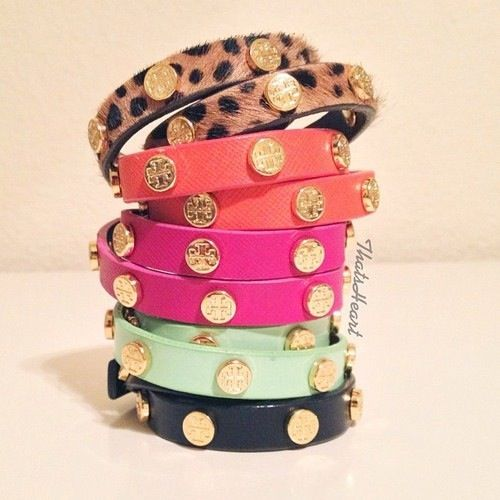 Arm candy.  And lots of it.