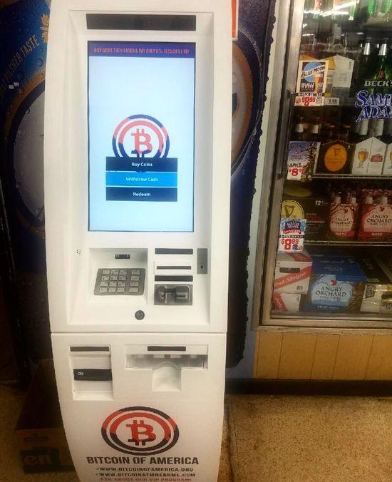 Bitcoin of America - Bitcoin ATM - Cambio valuta in Chattanooga