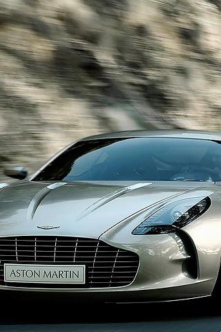 2010 Aston Martin's One-77