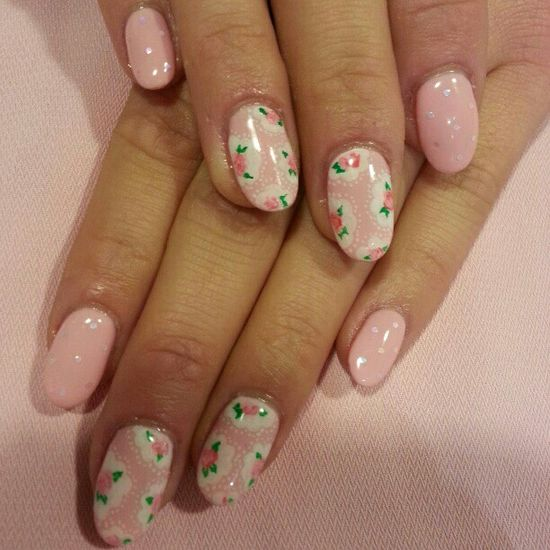 So cute! by Glam Nail Studio Canada