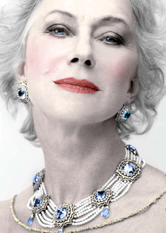 Beautiful Helen Mirren