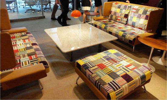Office Design trend: Office furniture at NeoCon.