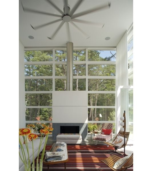 Sun room design idea