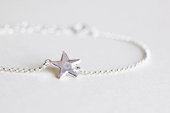 Star Bracelet, via Etsy.