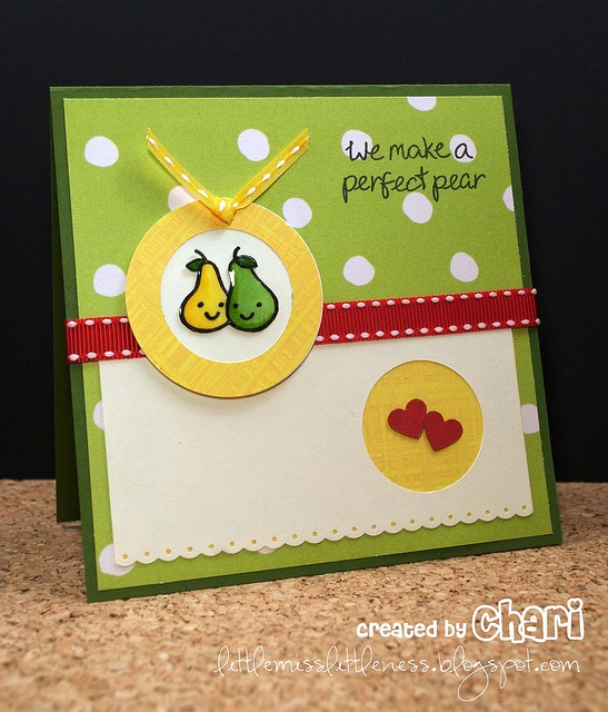 Lawn Fawn My Silly Valentine   by Chari Moss, via Flickr