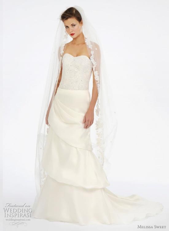 Melissa Sweet Spring 2012 Wedding Dresses