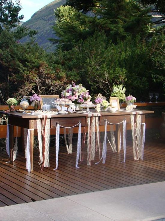 Romantic Garden Party with Such Beautiful Ideas via Kara's Party Ideas