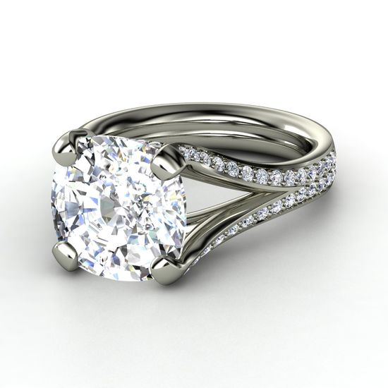 Now this is a DIAMOND RING!